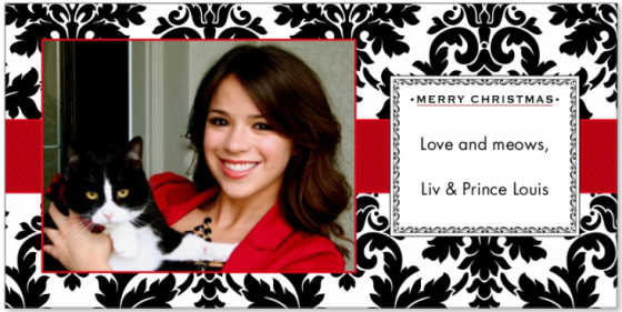 Liv Christmas '12