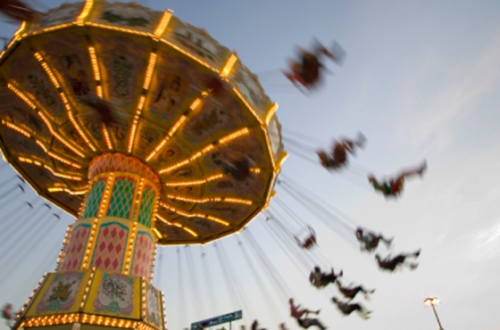 Carousal at the fair